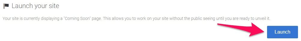 Bluehost-WordPress-launch-site