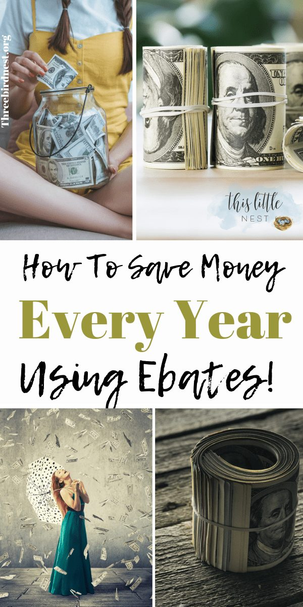 How to save money using Ebates #ebates #savemoney #sidehustle #makemoneyonline #finances #savingmoney