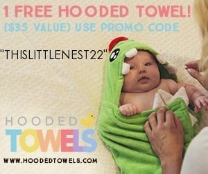 Free baby stuff with coupon code thislittlenest22