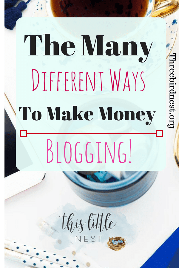Make money blogging (1)