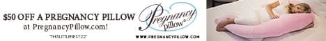 free baby stuff www.pregnancypillow.com with coupon code thislittlenes22
