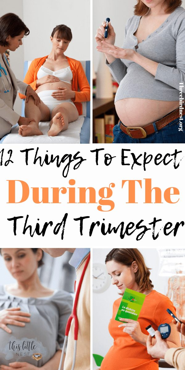 What to expect during the third trimester #thirdtrimester #pregnancy #Childbirth #Pregnant