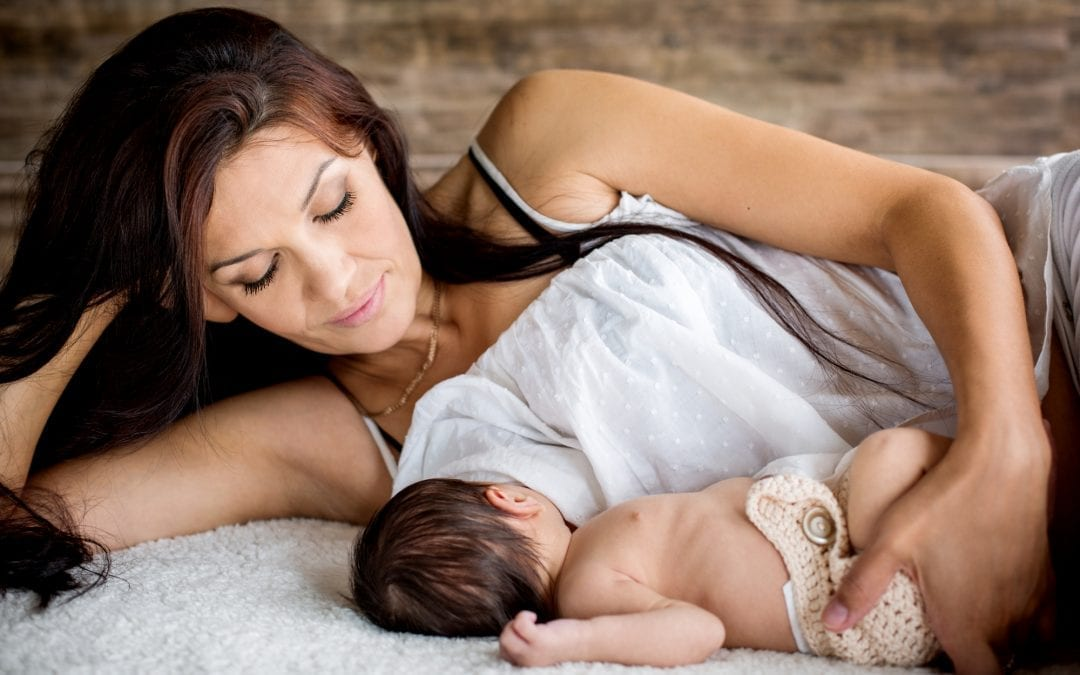 how to breastfeed a newborn