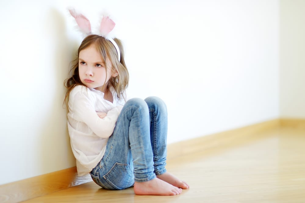 5 Ways To Deal With A Super Stubborn Child