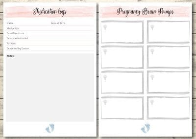 Free pregnancy journal