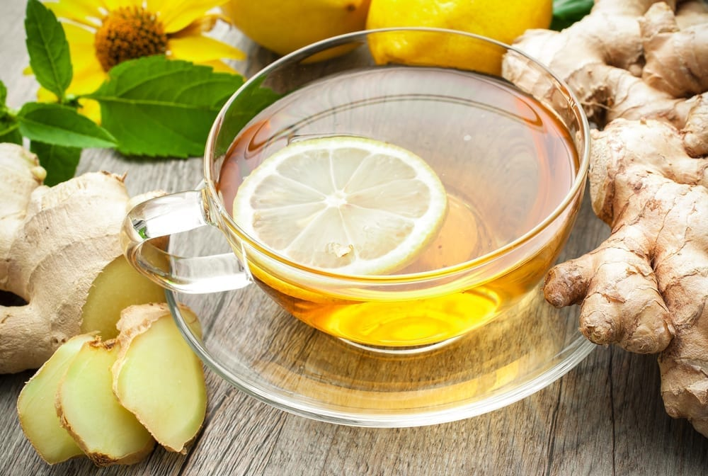 pregnancy hacks every woman should know, ginger tea