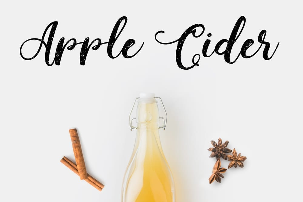 Pregnancy Hacks, apple cider vinegar