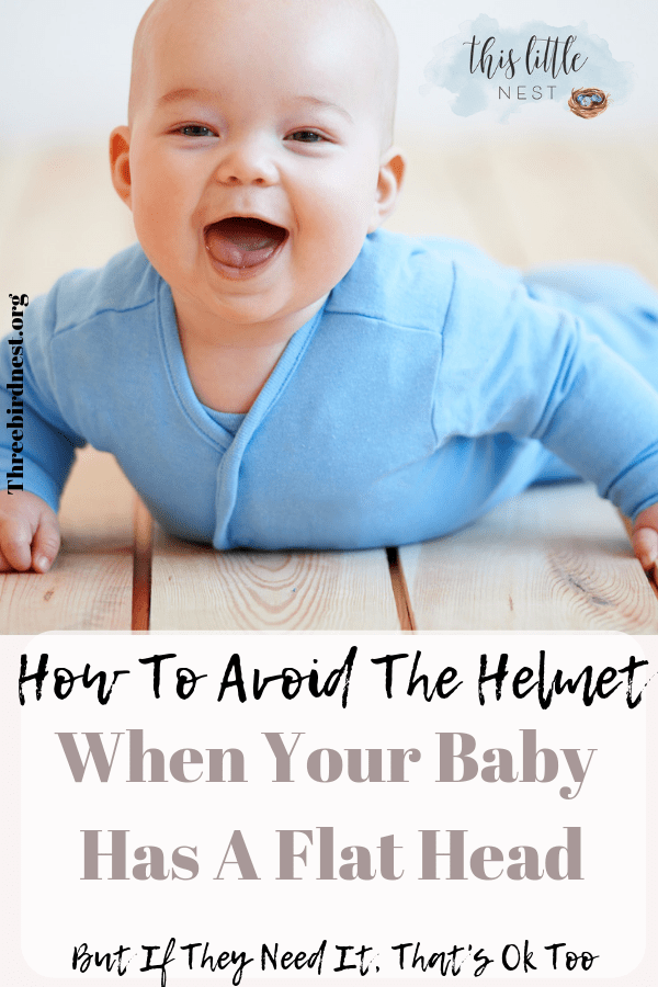 HOw to prevent flat head in babies, correction without a helmet #flathead #flatheadtreatment #flatheadsyndrome