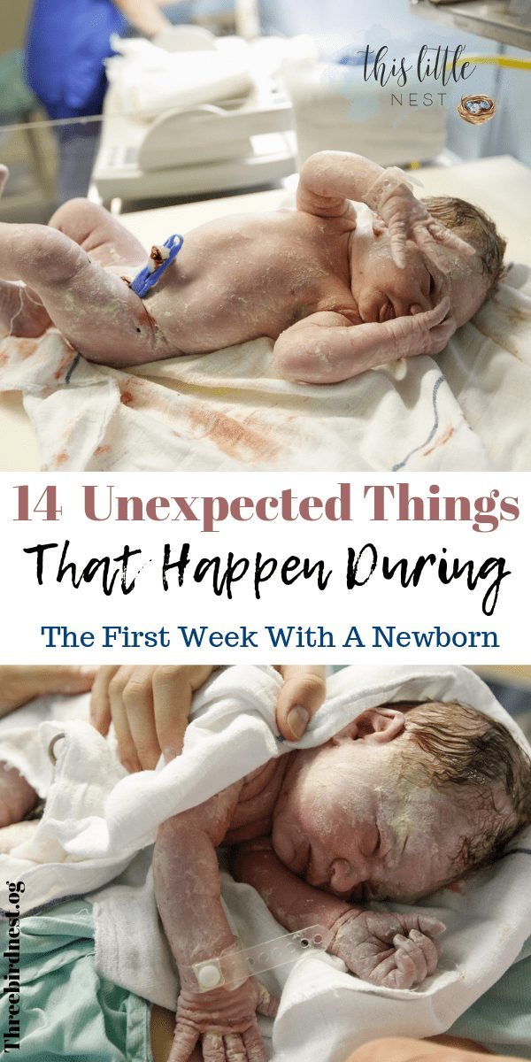 What to expect the first week with a newborn #newbornfirstweek #newborncare #firstweekwithbaby