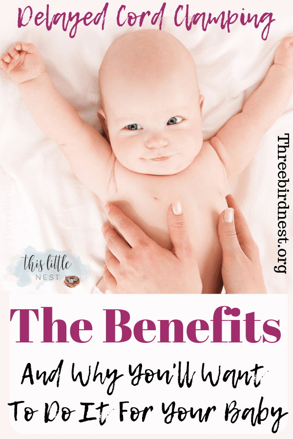 Benefits Of Delayed Cord Clamping For your baby #delayedcordclamping #childbirth #pregnancy #thirdtrimester #baby'shealth
