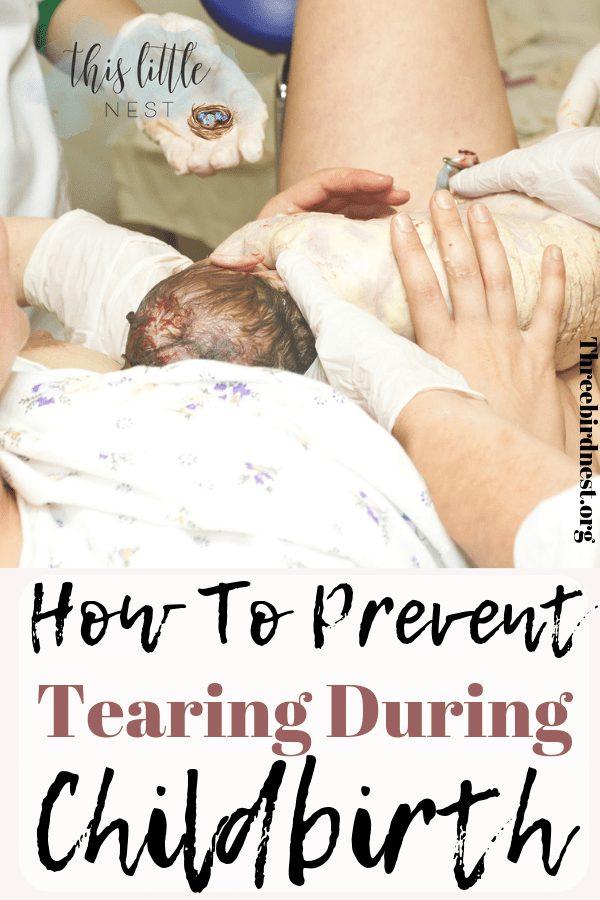 How not to tear during childbirth #childbirth #pregnancy #tearingduringchildbirth #labor