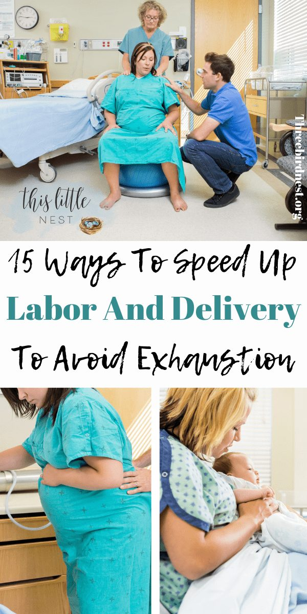 How to speed up labor and delivery #labor #labour #delivery #chilbirth #givingbirth #pregnancy #thirdtrimester
