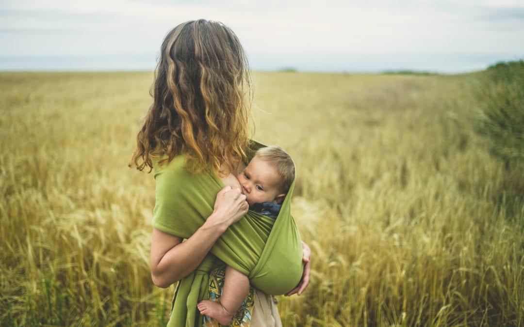 Breastfeeding In Public | How To Make Breastfeeding In Public Easier