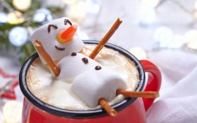 How To Make Creative Homemade Hot Chocolate For Wonderful Winter Fun!