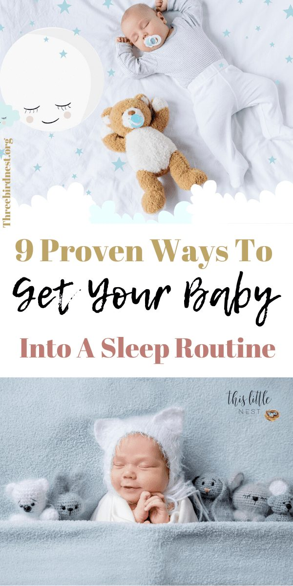 9 proven ways to get your baby to sleep better