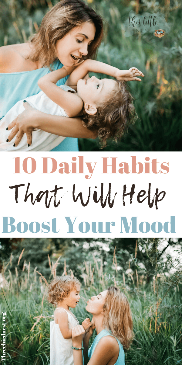 How to turn your mood happy