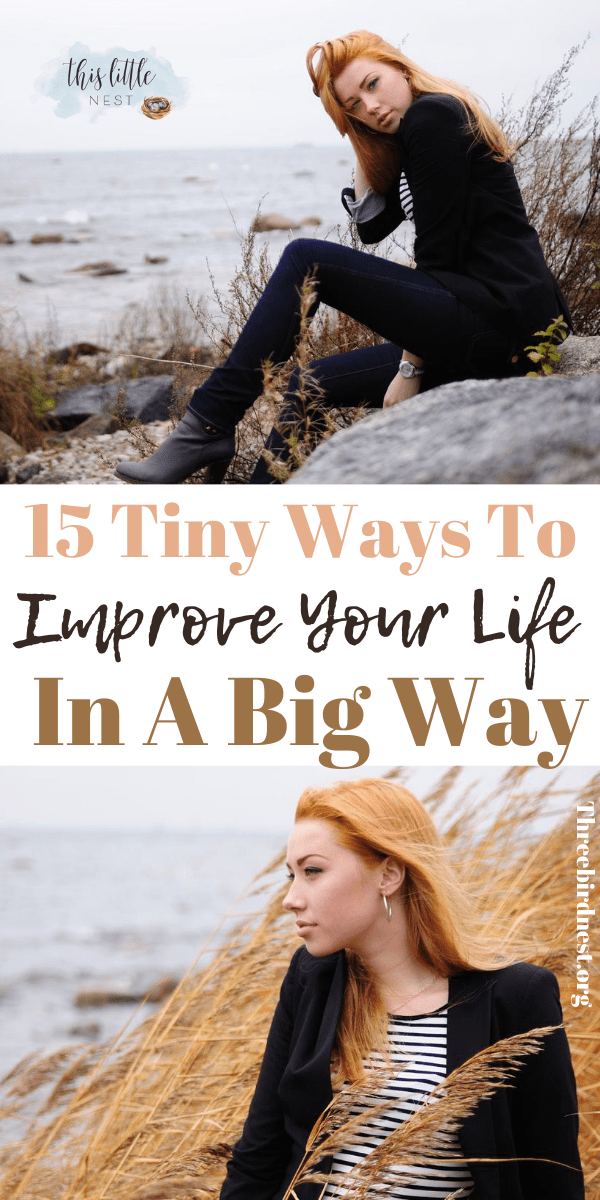 15 Ways to improve your life
