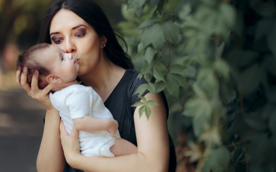 What It's Like To Be A First Time Mom