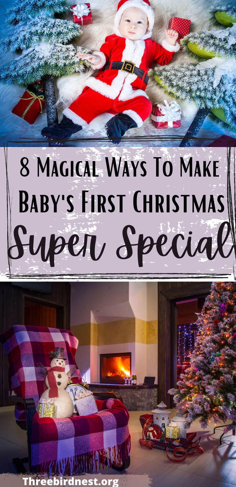 baby's first Christmas activities