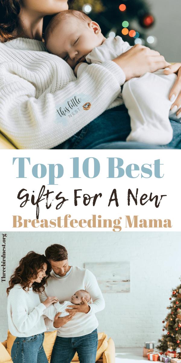 gift list for breastfeeding mom