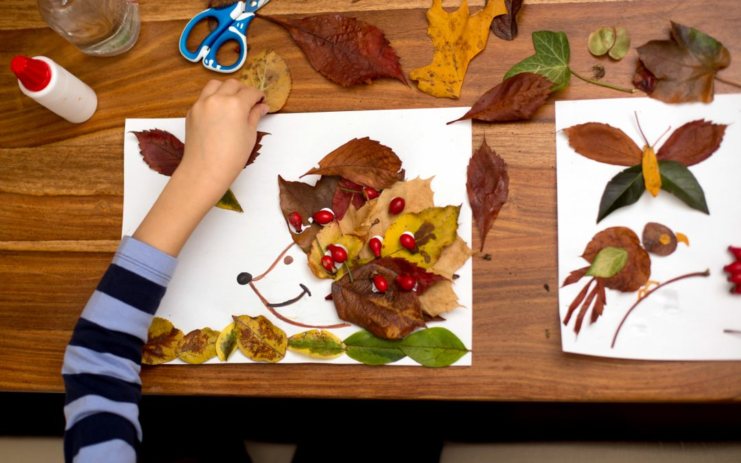 15 Lovely Fall Crafts For The Kiddos