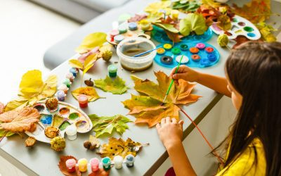 12 Tree Themed Art Projects For Fall